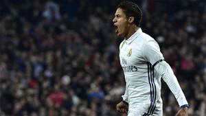 Varane es una de las perdiciones de Mourinho desde su paso por el Madrid