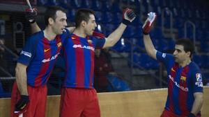 El Barça espera celebrar otra victoria ante el Igualada