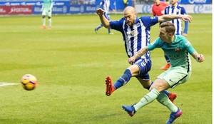 Laguardia no podrá enfrentarse al Barcelona