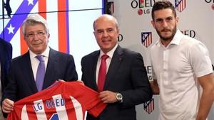 Koke se queda en el Atlético