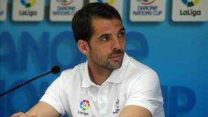 Víctor Sánchez sufre una lesión fibrilar