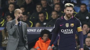 Leo Messi y Pep Guardiola hablaron el verano pasado