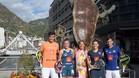 El mejor pádel mundial se cita en Andorra