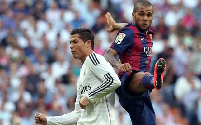 """Alves: """"El Madrid siempre est� dando por culo"""""""