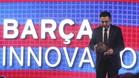 El FC Barcelona presenta el proyecto Innovation Hub