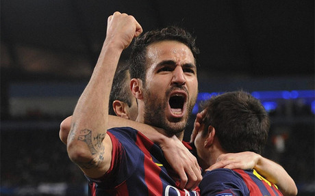 Man United prepare €53m offer for former Arsenal captain Cesc Fabregas [Sport]