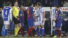 ¿Por qué no tiene sentido reclamar la expulsión de Messi?