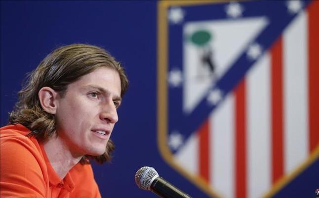 """Filipe Luis: """"Ya hemos dicho adi�s a la Liga"""""""