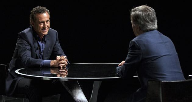Un avance de la entrevista a Jorge Valdano