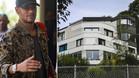 Neymar, con trato de jefe de Estado en su mansión