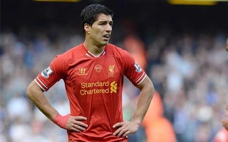Luis Su�rez pudo fichar por la Juve cuando todav�a era jugador del Liverpool