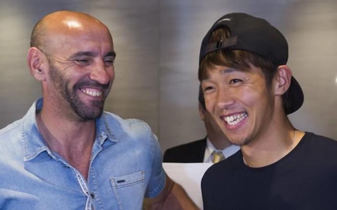 Monchi segu�a con atenci�n al internacional japon�s Kiyotake