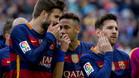 """Piqu�: """"Neymar sabe que Messi es el n�mero uno"""""""