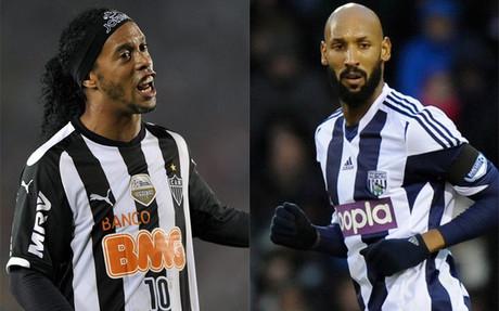 Ronaldinho - Anelka