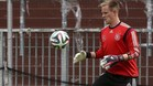 Ter Stegen, titular con Alemania en el amistoso ante Finlandia