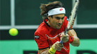 David Ferrer quiere empatar la eliminatoria en la final