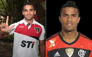 Douglas y Léo, los dos planes del Barça