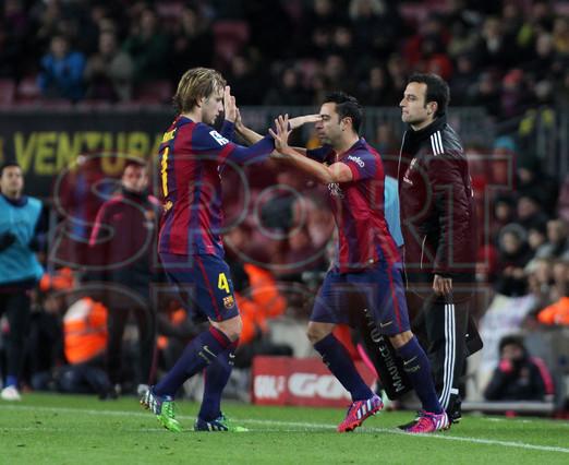 صور : مباراة برشلونة - أتليتيكو مدريد 1-0 ( 20-01-2015 )  1421883707352