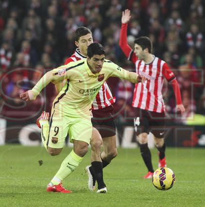 صور : مباراة أتليتيكو بلباو - برشلونة  2-5 ( 08-02-2015 ) 1423435938452