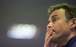 La lista de descartados del Barça de Luis Enrique