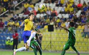 La olímpica de Brasil perdió ante Nigeria