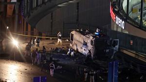 Aumenta el número de víctimas del atentado