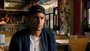 Neymar, en la película xXx Reactivado