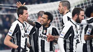 La Juve logró una nueva victoria que le refuerza como líder de la Serie A
