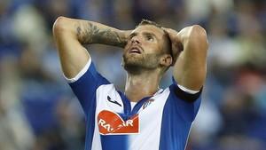 Baptistao podría perderse el Espanyol-Atlético