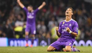 Cristiano Ronaldo, mejor jugador de la final de la Champions