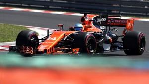 McLaren quiere conservar a Alonso