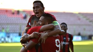 Deportivo Lara venció por tres goles a cero a Deportivo Táchira