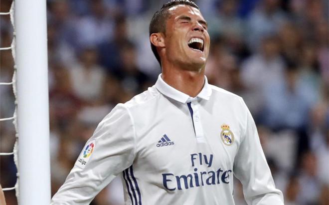 Cristiano Ronaldo es una caricatura del futbolista que fue
