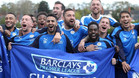 El Leicester debuta este 14 de septiembre en la Champions como campe�n de la Premier