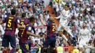 El Madrid fue muy superior al Barça en la segunda parte