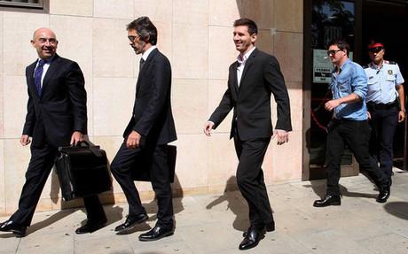 Messi deber� ir a juicio