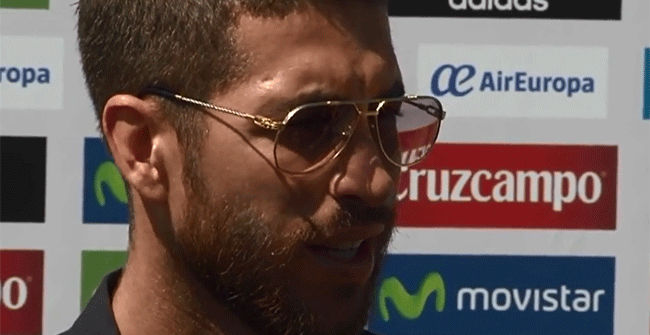 """Ramos: \""""A todos les sorprende que Casillas no est�\"""""""