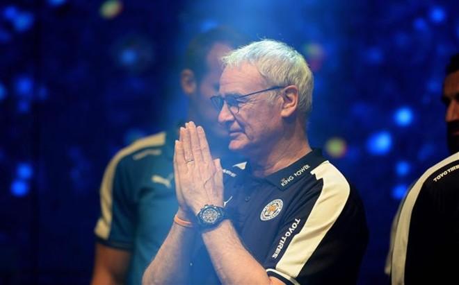 Ranieri cree que ser� dif�cil mejorar la pasada temporada