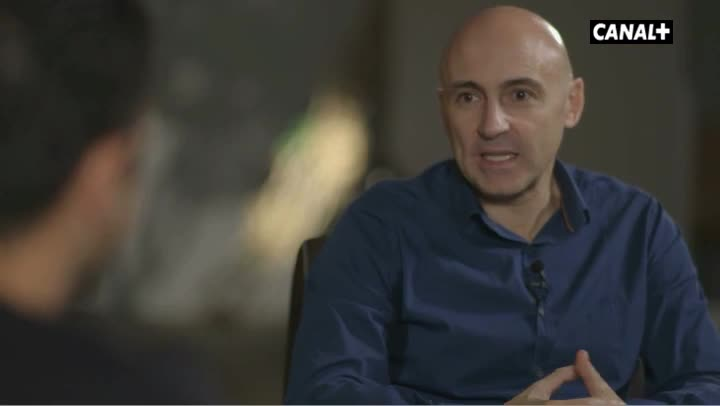 Xavi, protagonista en Canal +