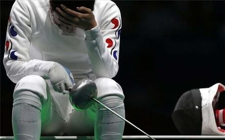 La imagen de Shin Lam, una de las más representativas de Londres 2012