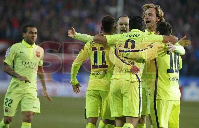 صور : مباراة أتليتيكو مدريد - برشلونة 2-3 ( 28-01-2015 )  1422483366962