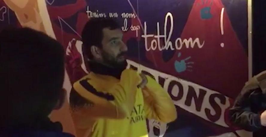 Arda Turan, listo para debutar con la camiseta de FC Barcelona