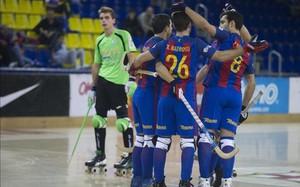 El FC Barcelona Lassa se dio un nuevo festín en el Palau
