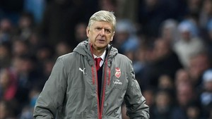 Arsène Wenger, entrenador del Arsenal