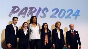 La candidatura olímpica de París sólo aceptaría la sede de 2024