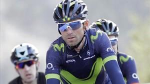 Valverde será el corredor más vigilado de un pelotón de 200 hombres