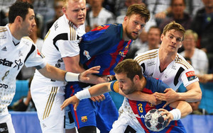 El Barça Lassa superó una dura prueba en Kiel