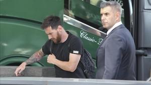 Messi puede ver reducida su pena