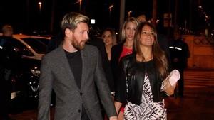 Messi y Antonella se casan en breve