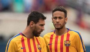 Neymar provoca espectación en Francia